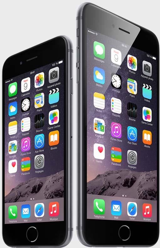 iPhone 6 et iPhone 6 Plus chez Pomme Contrôle à Vincennes