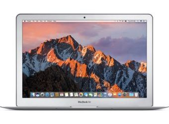 MacBook Air 13 Pouces 2015