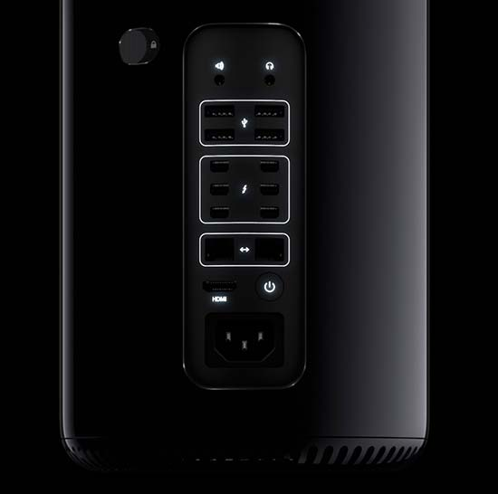 Ordinateur Mac Pro à vincennes chez Pomme Contrôle